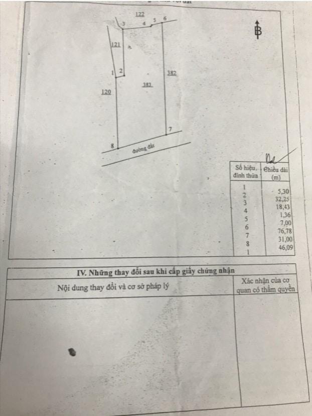 Chủ Gửi Bán 2000 m2 Đất CLN Phước Khánh Nhơn Trạch Gía 1.3 Tỷ/ 1000 m2