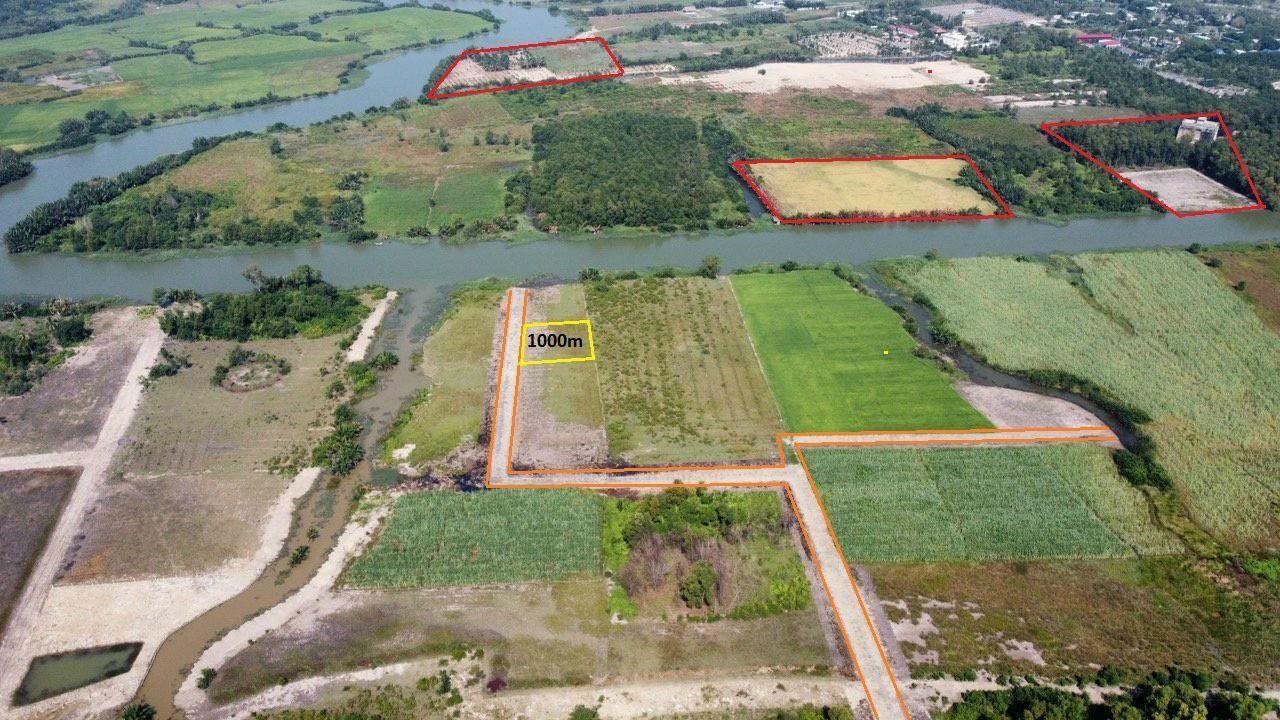 Bán Đất Nhà Vườn Phước Khánh Đường Ô Tô Rộng 8m Cách Phá Cát Lái 6.5 km