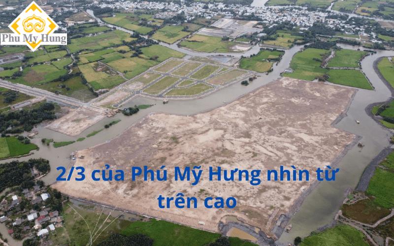 Dự án Phú Mỹ Hưng Nhơn Trạch Đồng Nai ( Dự án Sen Việt )
