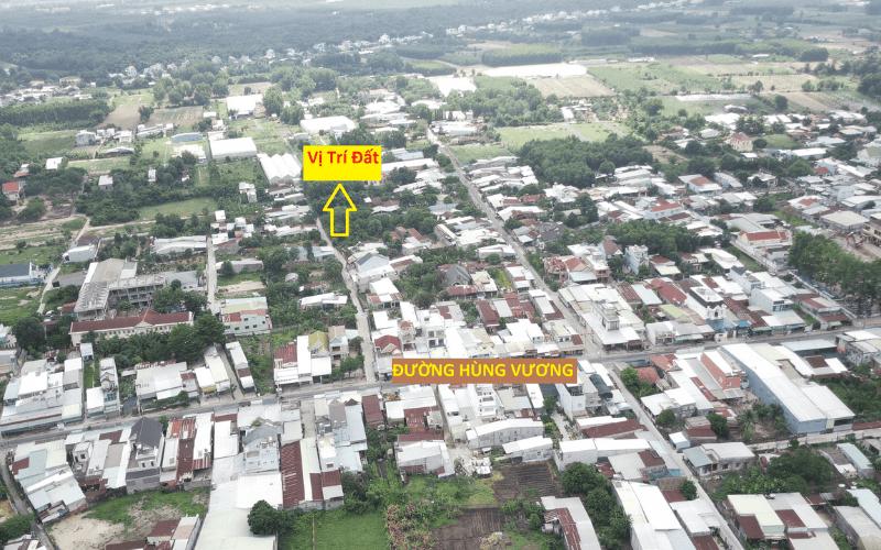 Đất Nhơn Trạch Xã Vĩnh Thanh – Diện tích 35×30 Cách Phà Cát Lái 6km